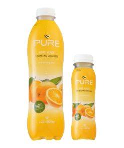 PURE pomeranč