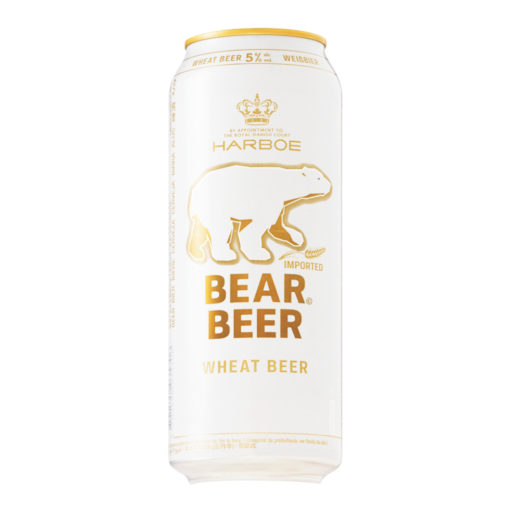 Bear Beer Wheat 5procent