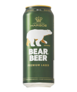 Bear Beer Premium ležák 5%
