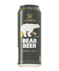 Bear Beer silný ležák 7%