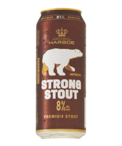Bear Beer strong stout 8%