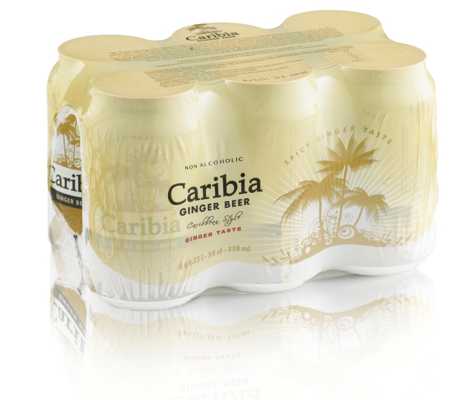 Caribia Ginger 6-pack