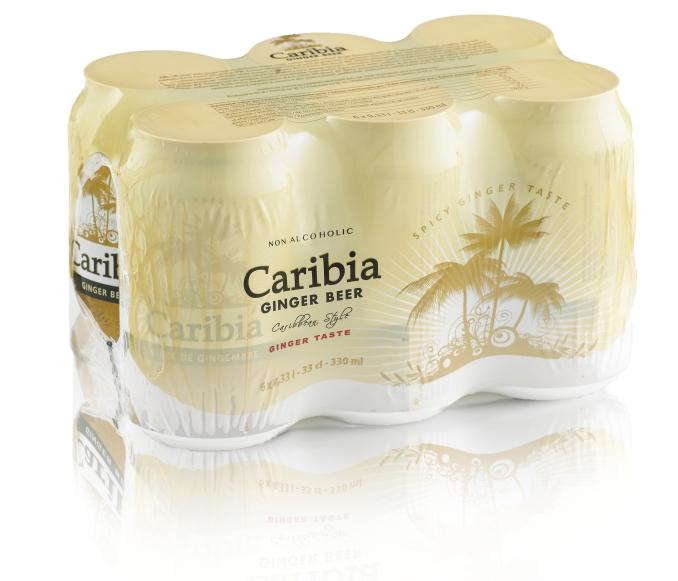 Caribia Ginger 6-pack