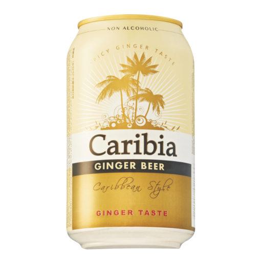 Caribia Ginger - zázvorová limonáda