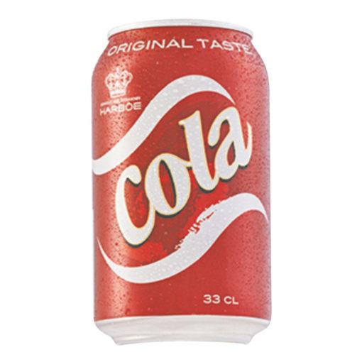 Limonáda Harboe Cola