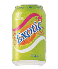 Limonáda Harboe Exotic