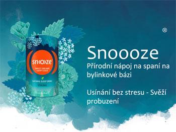 Snooze - prezentace CZ